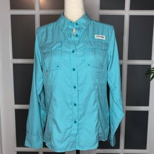 EUC Women's sz S, Magellan Outdoors Fishing Shirt